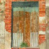 A Door in San Miguel de Allende - 18x24 inches - 2009