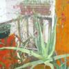 Mexican Aloe Vera - 30x24 inches - 2008